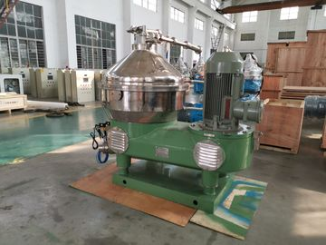 China Bowl Type Industrial Oil Separator Machine For Vegetable Oil Refining usine