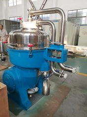 China Disc Type Industrial Oil Water Separator / Industrial Continuous Centrifuge usine