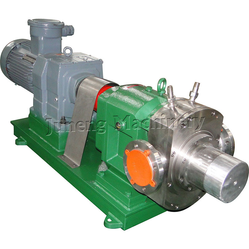 TLB Series Food Industry Stainless Steel Transfer Pump for yeast mud